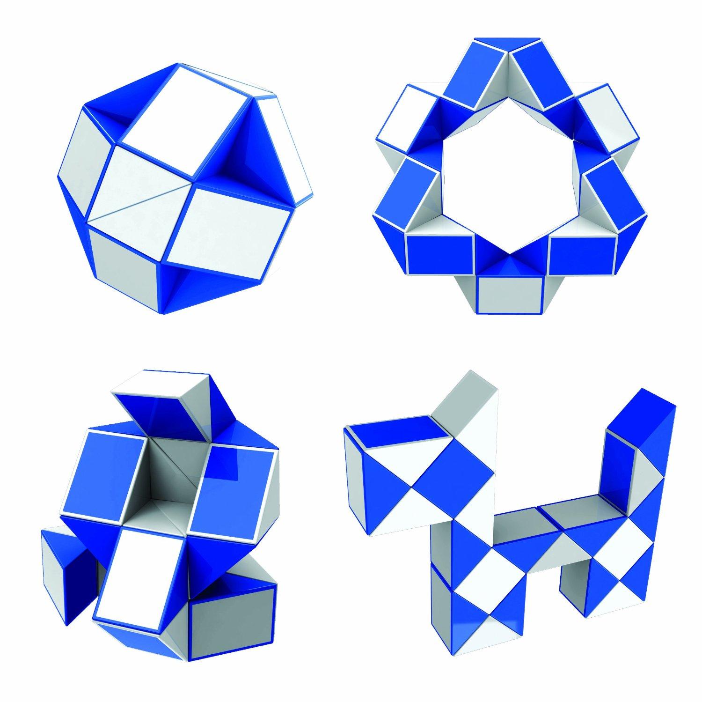 Как сделать шар из змейки рубика пошаговая инструкция в картинках
