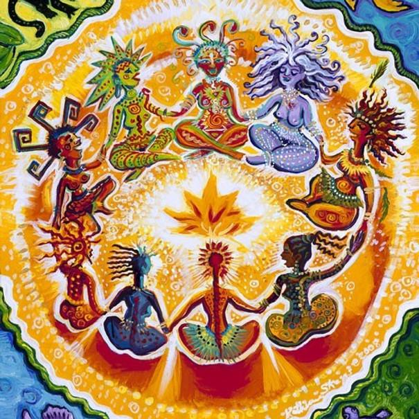 Sacred Mysteries Energetic Healing Circle