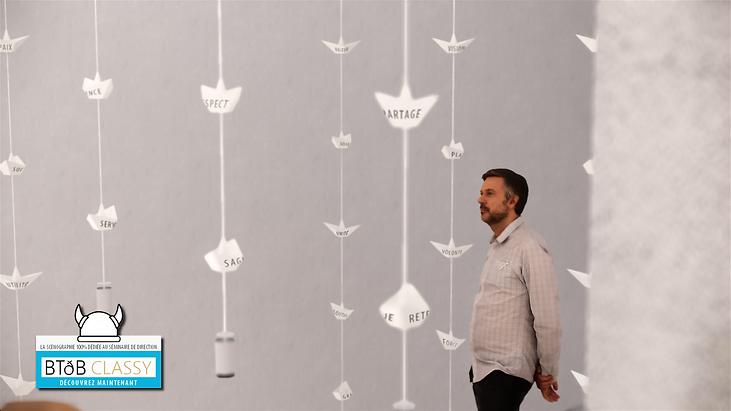 Valeurs et équipage - Design by BToB Classy (vue principale)
