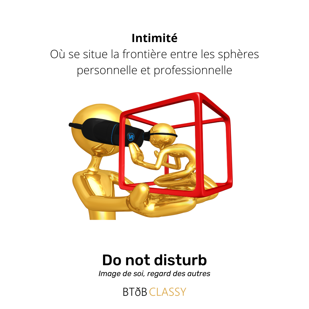 Do not disturb - Intimité