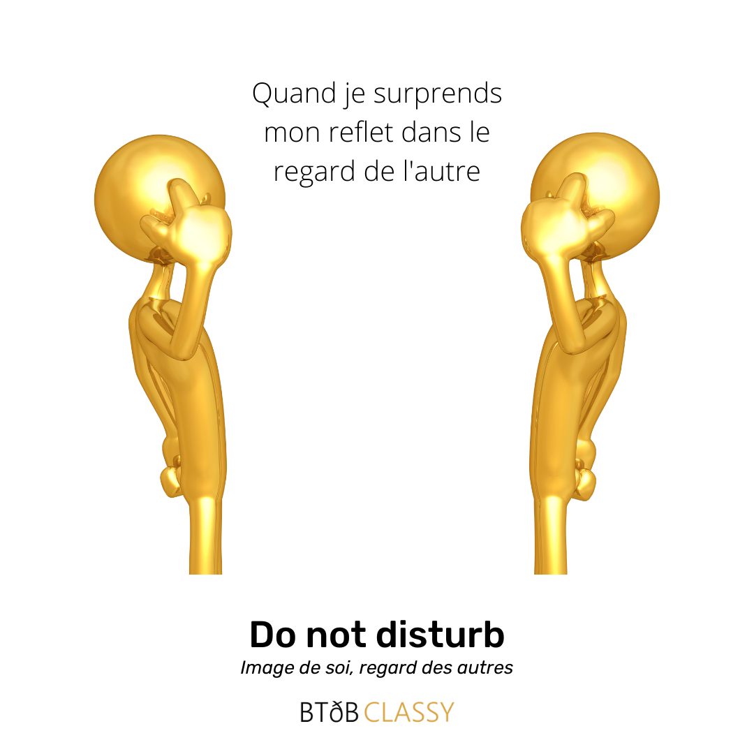 Do not disturb - Surprendre son reflet