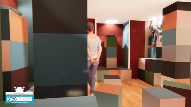 © Résilience - Design BToB Classy