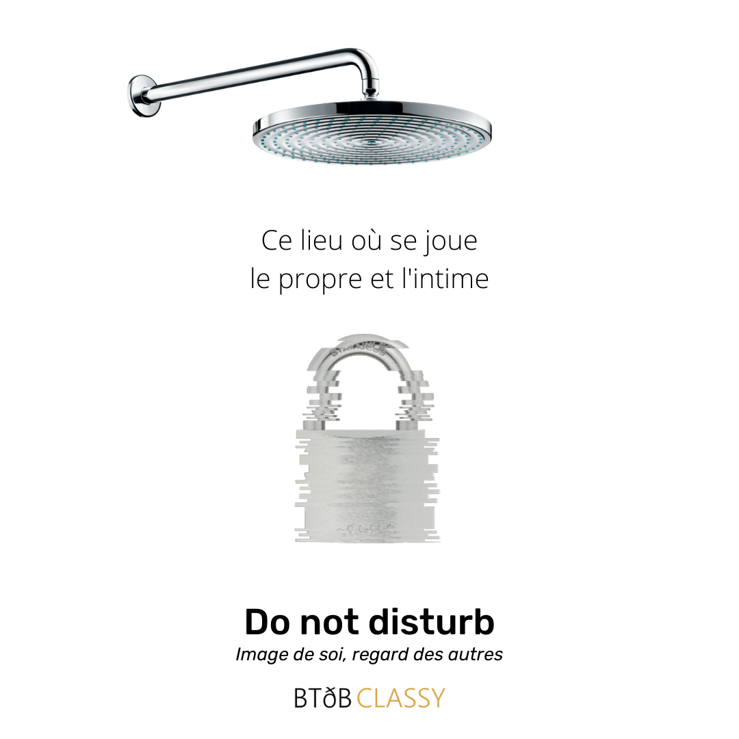 Do not disturb - Le propre et l'intime