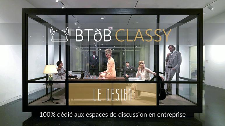 Agence BToB Classy - Image sociale