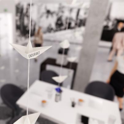 Les valeurs au sein de l'entreprise - Design by BToB Classy
