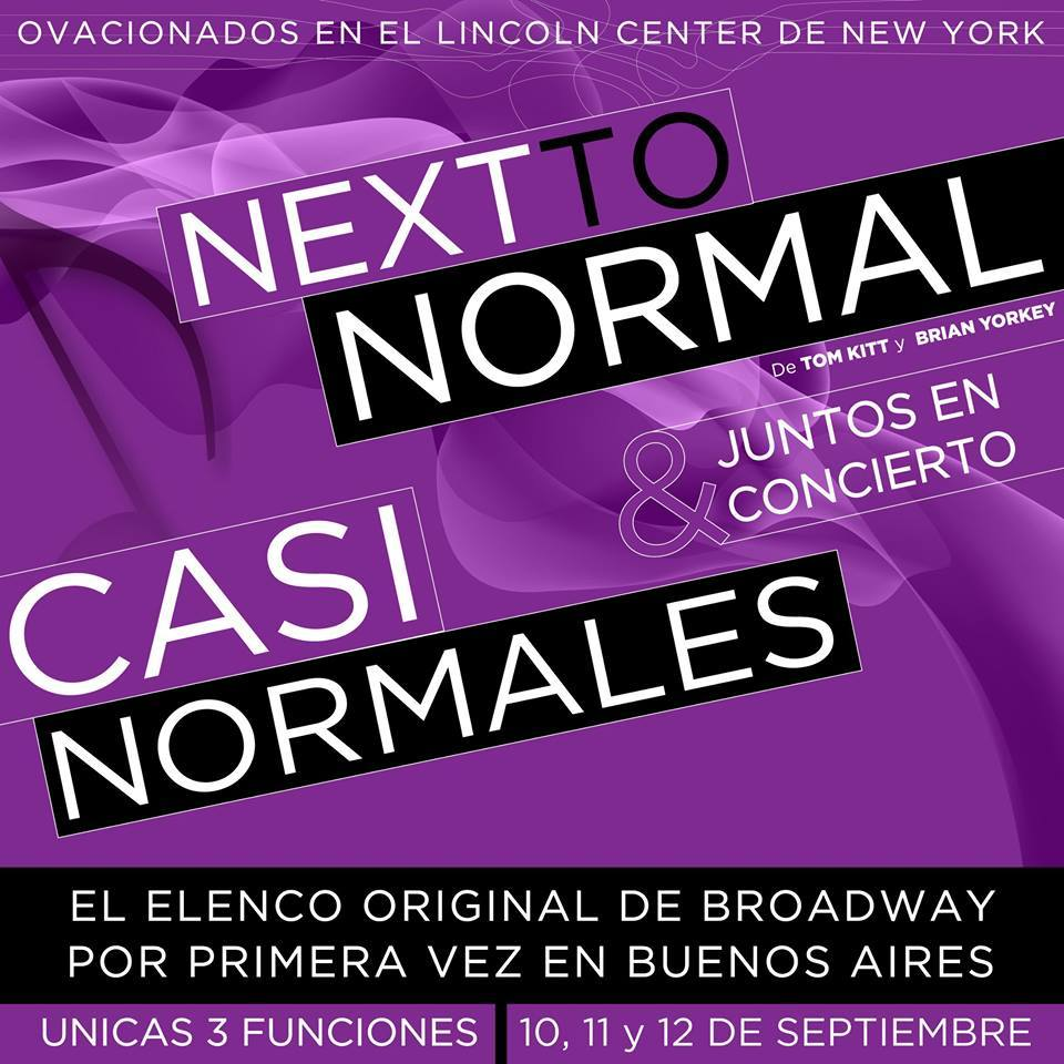 Casi Normales & Next to normal