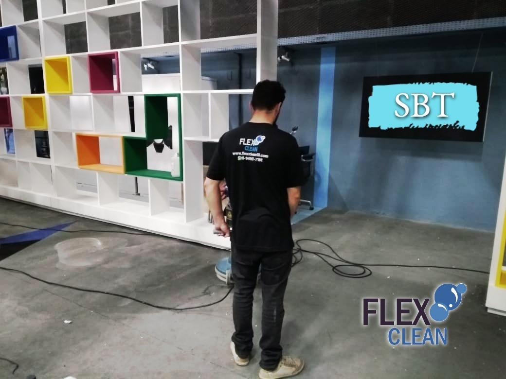 Flex Clean no SBT