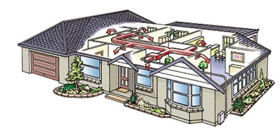 HPVS Residential Ventilation Installations