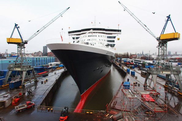 Queen Mary Restoration