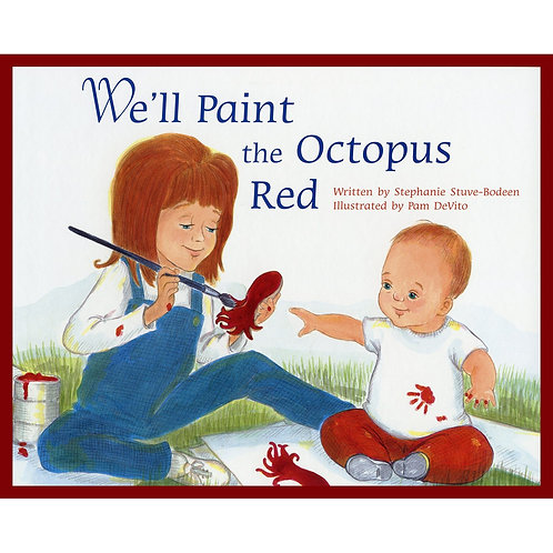 We Will Paint The Octopus Red