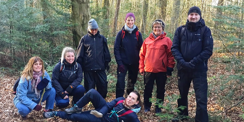 Gruppeforløb: Mindfulness og vandring i naturen i Thy (1)