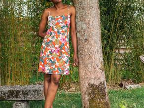 Nouveau patron : la robe Posy
