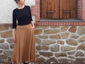 Une nouvelle variation de la jupe Nuala