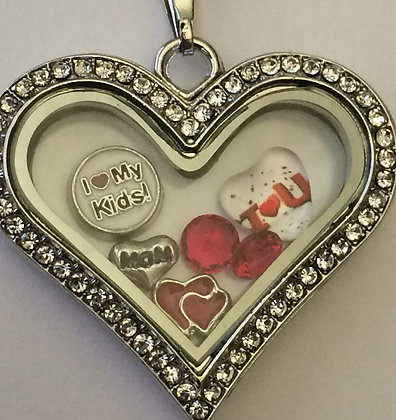 Mother's Day Clear Heart