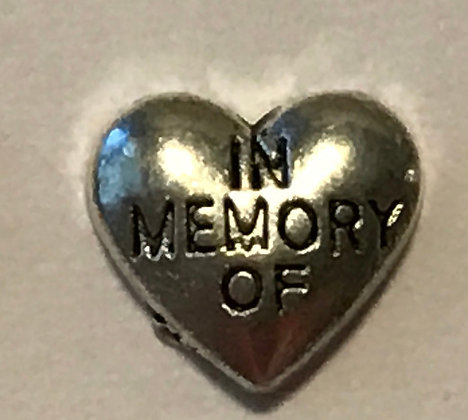 In Memory Of ... Heart