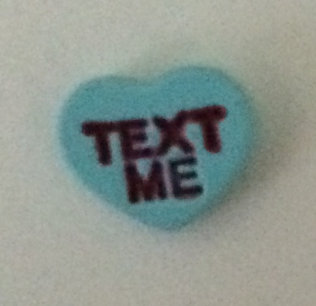 Text Me Heart