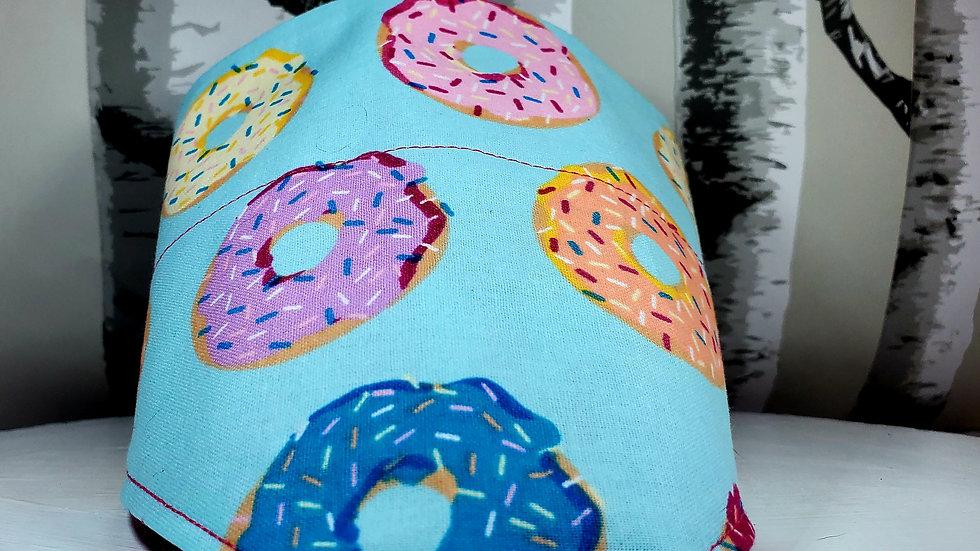 Donut Llama Reversible Dog Bandana- Over the Collar Dog Bandana