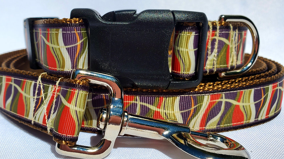 """1"""" Hunting Dog Collar, Martingale, Harness,  or Leash"""