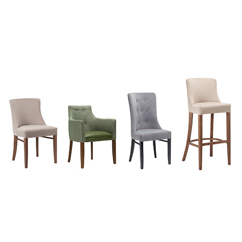 Merano Restaurant Chair Collection