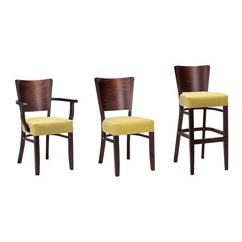 Alto Mezzo Restaurant Chair Collection