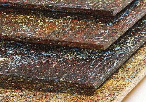 Paint Splatter Restaurant Table Top