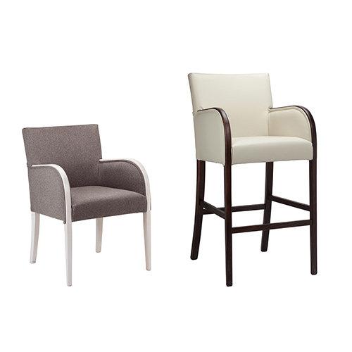 Mori Restaurant Chair Collection