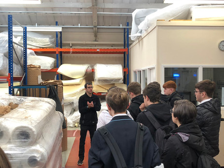 Developing the Young Workforce Visit