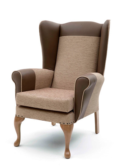 Alexander Extra High Back Care Chair
