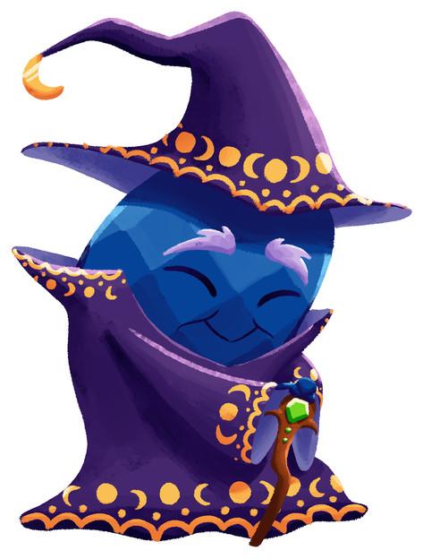 Celestial Wizard