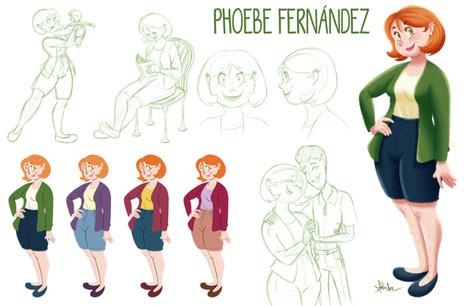 Phoebe Fernández Character Sheet