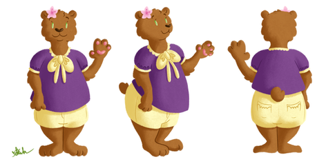 Brenda Bear Turnaround