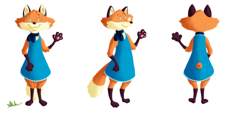 Francine Fox Turnaround Sheet
