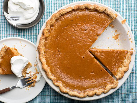 Steps to Not Gain Weight AND Still Crush That Pumpkin Pie