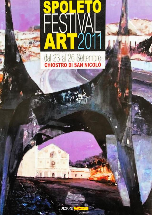 2011 - Spoleto Festival