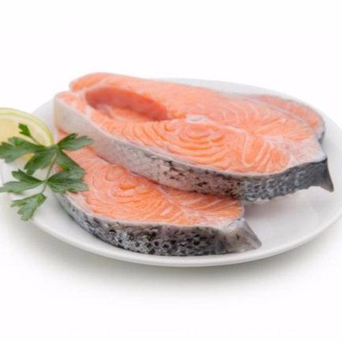 Trancio Salmone fresco - Scozia Premium Qualità Superiore