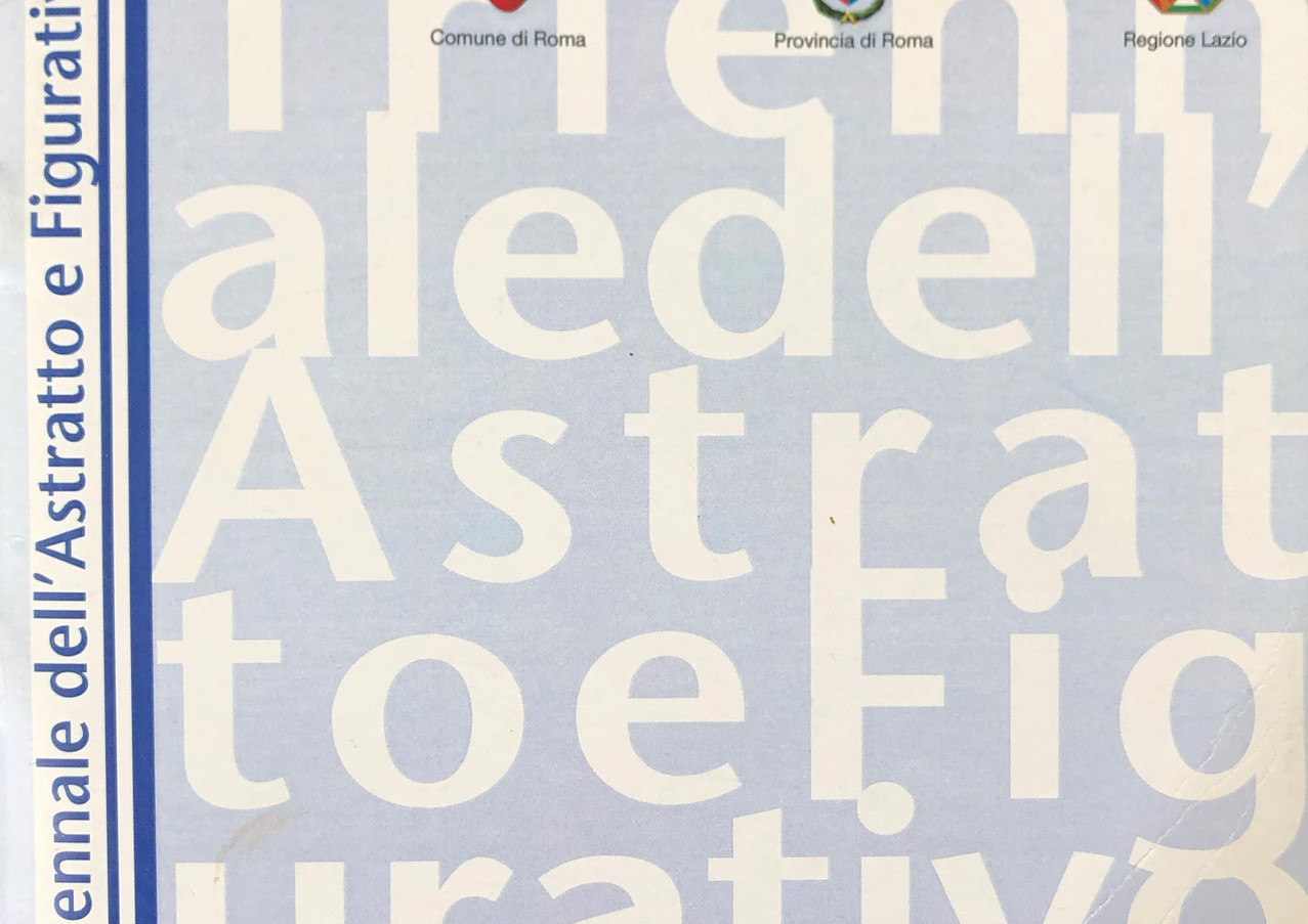 2013 - Triennale dell'astratto e del Figurativo