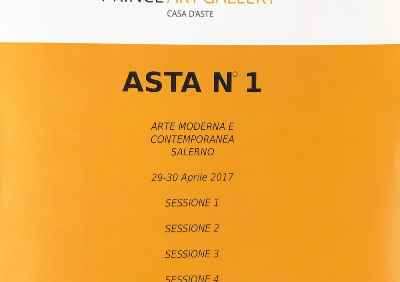 2017 - Asta Prince Art Gallery