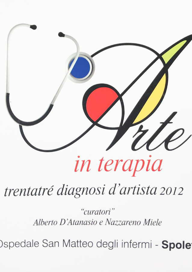 2012 - Arte in Terapia