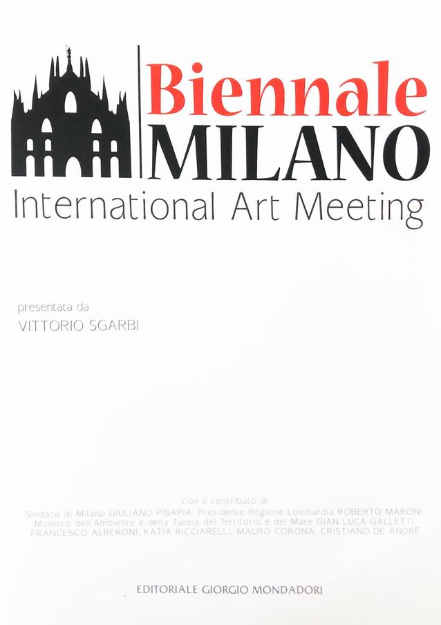 2015 - Biennale Milano