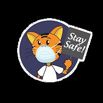 Figurinha Stay Safe.png