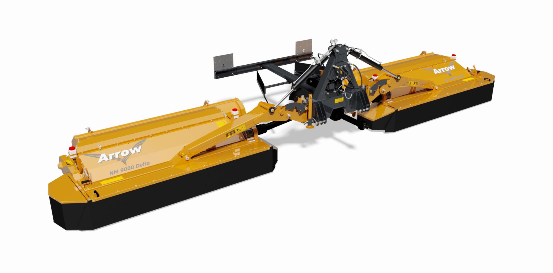 ARROW NM 9000 DELTA SIDEFLOW