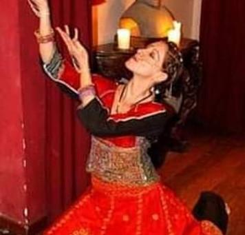 Danza fusión indu oriental