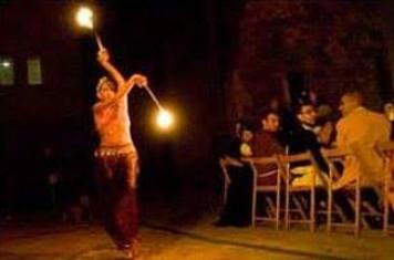 Quieres aprender a bailar con fuego? 🔥😁