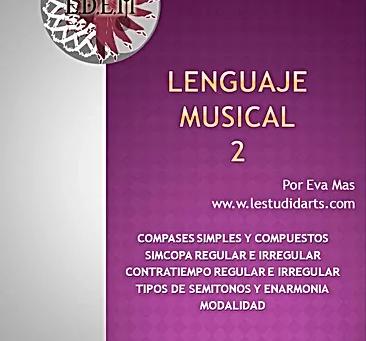 Nuevo Ebook de lenguaje musical ya a la venta