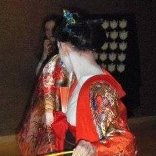 Danza japonesa, bailarina, kabuky, Eva Mas, bonodori, fusion oriental,triba,jhevva,Gran Hotel Asia Gardens