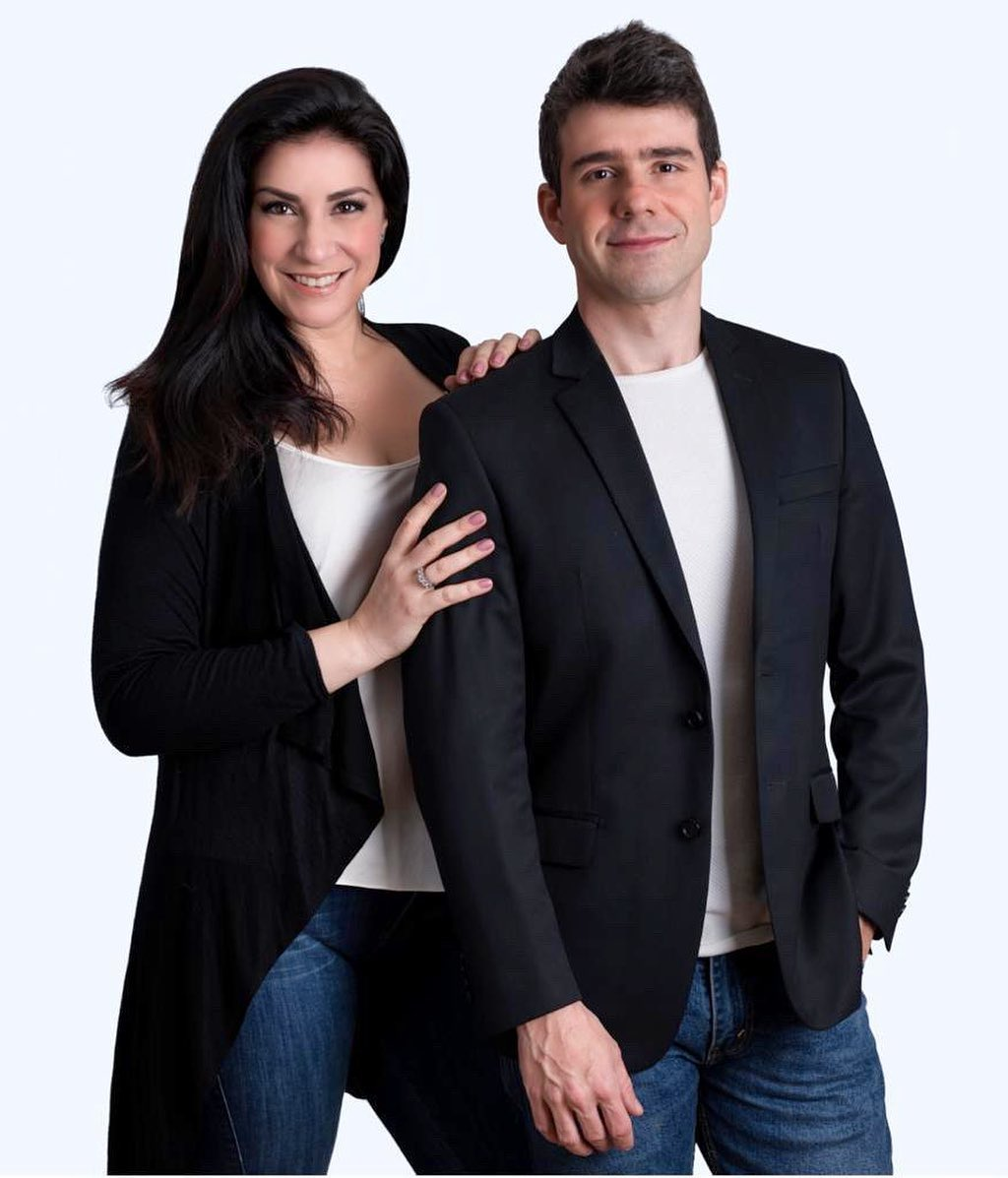 Rachel Rebouças & Rodrigo Mendes