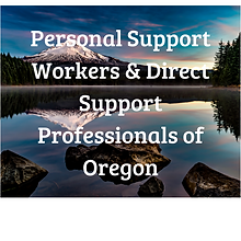Personal Support Workers & Direct Suppor