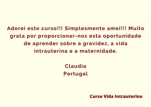 Testimonio Claudia