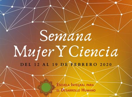 Semana Mujer y Ciencia