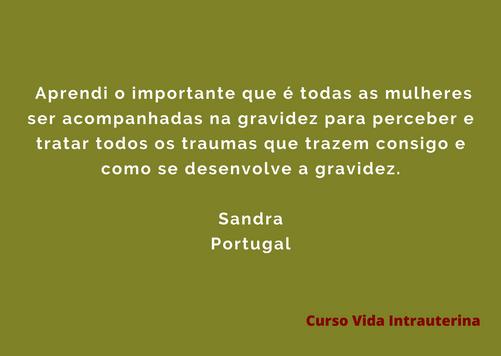 Testimonio Sandra